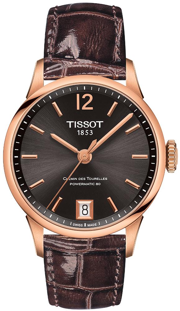 Tissot T099.207.36.447.00 - zegarek damski