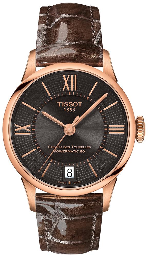Tissot T099.207.36.448.00 - zegarek damski
