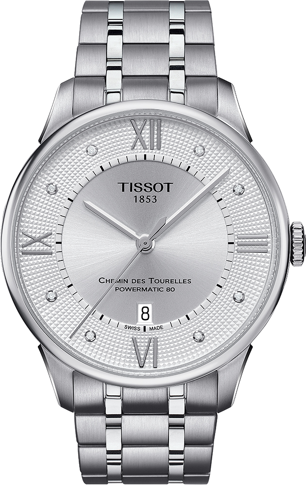 Tissot T099.407.11.033.00 - zegarek męski