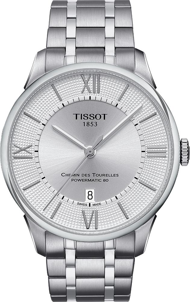 Tissot T099.407.11.038.00 - zegarek męski