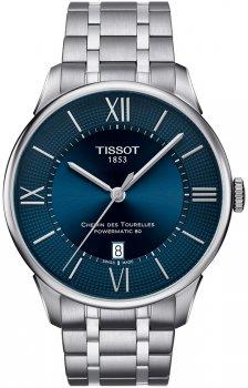 Zegarek zegarek męski Tissot T099.407.11.048.00