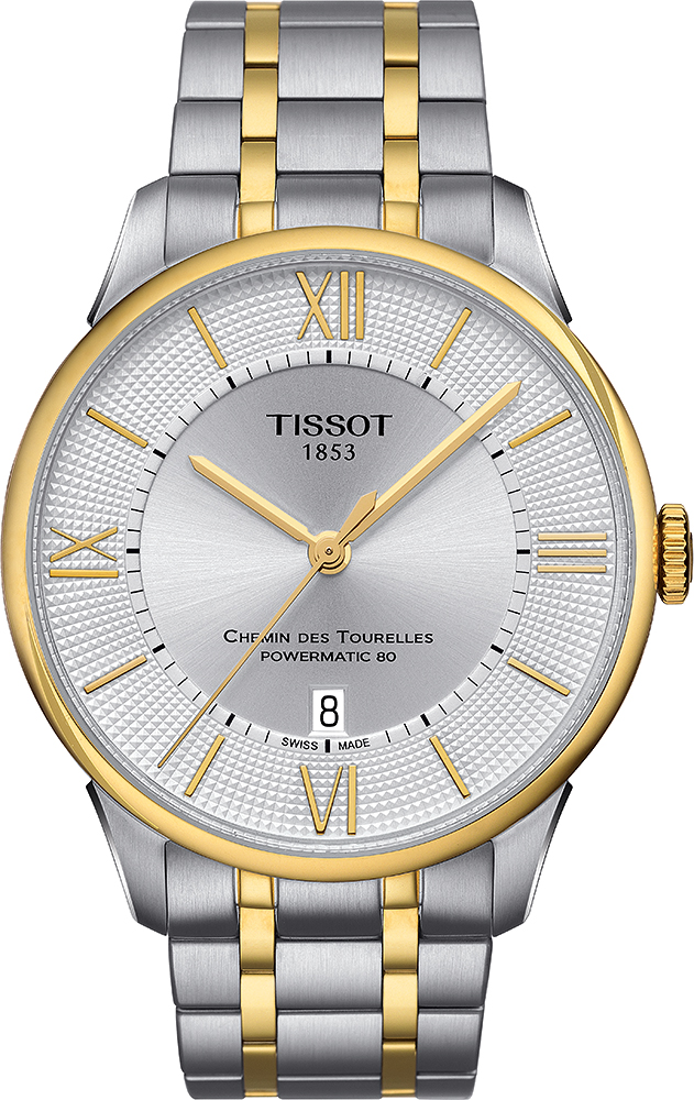 Tissot T099.407.22.038.00 - zegarek męski