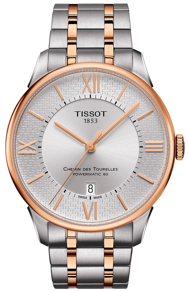 Tissot T099.407.22.038.01 - zegarek męski