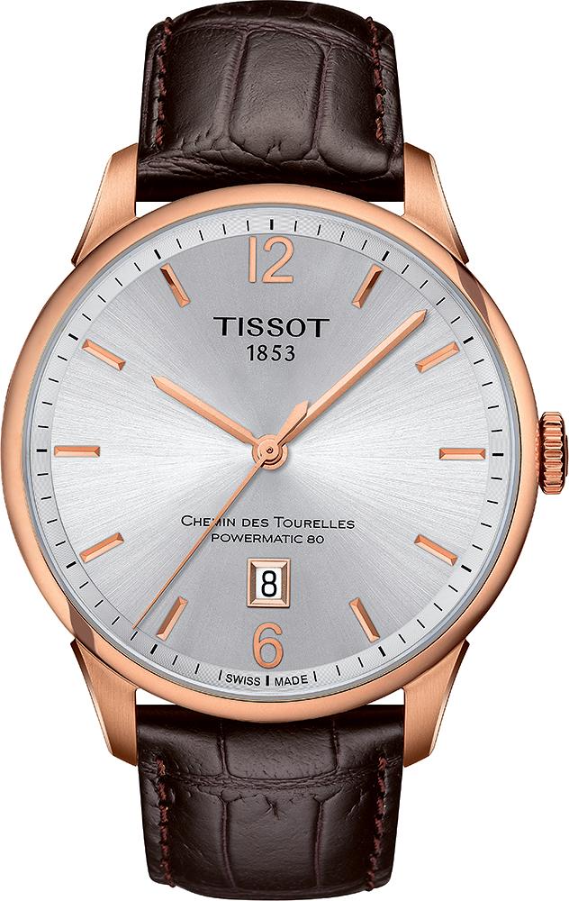 Tissot T099.407.36.037.00 - zegarek męski