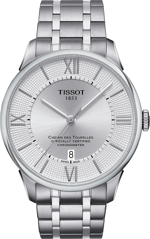 Tissot T099.408.11.038.00 - zegarek męski