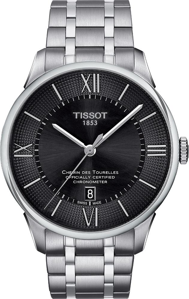Tissot T099.408.11.058.00 - zegarek męski