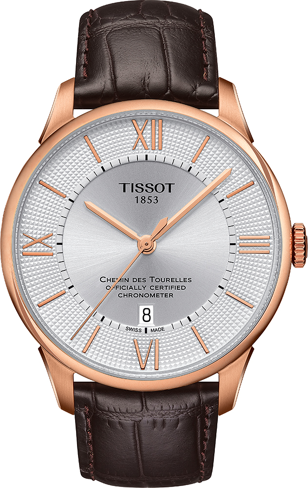 Tissot T099.408.36.038.00 - zegarek męski