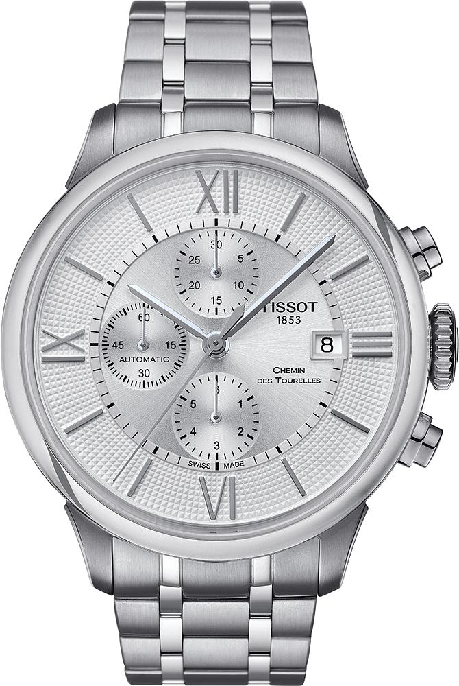Tissot T099.427.11.038.00 - zegarek męski