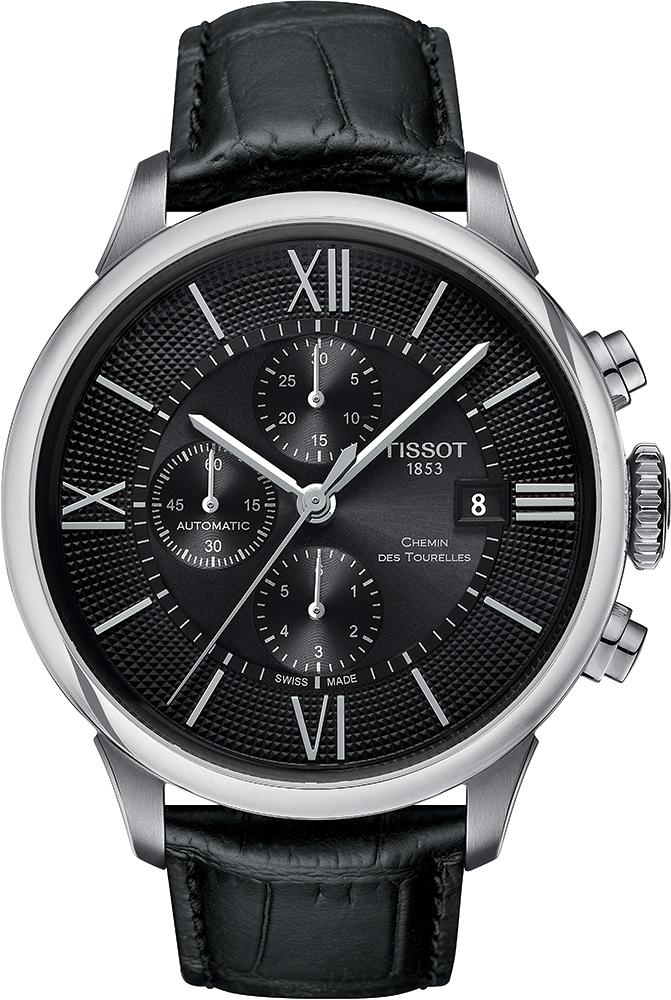 Tissot T099.427.16.058.00 - zegarek męski