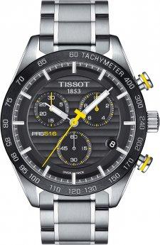 Zegarek męski Tissot T100.417.11.051.00