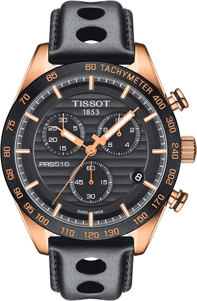 Tissot T100.417.36.051.00 - zegarek męski