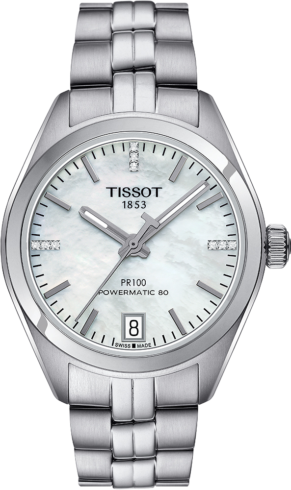 Tissot T101.207.11.116.00 - zegarek damski