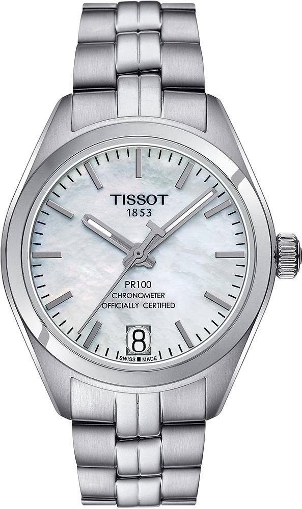 Tissot T101.208.11.111.00 - zegarek damski