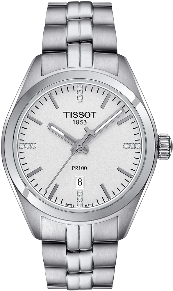 Tissot T101.210.11.036.00 - zegarek damski