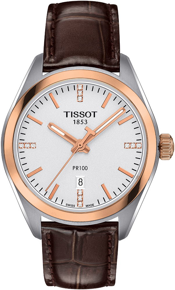 Tissot T101.210.26.036.00 - zegarek damski