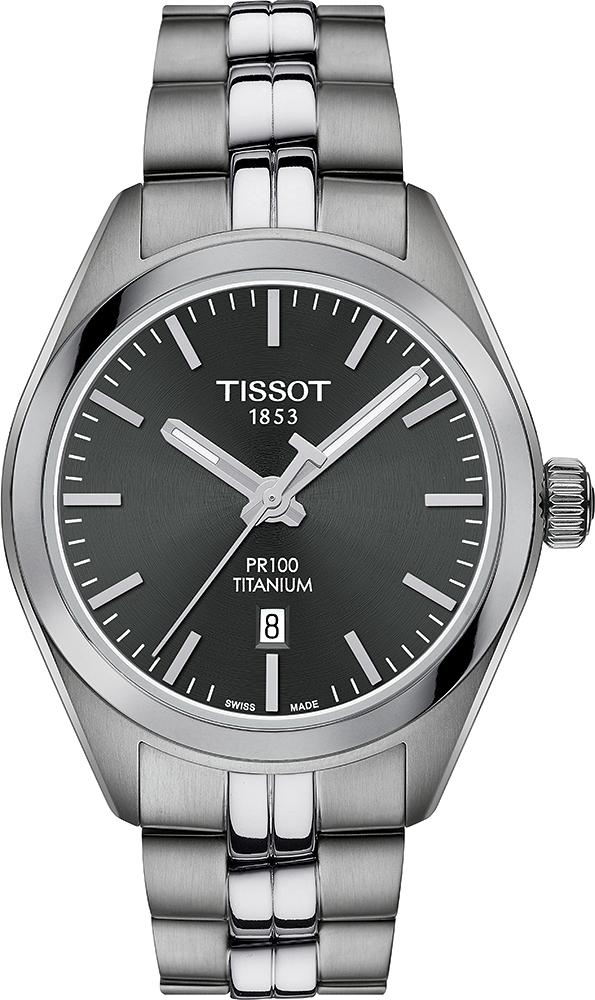Tissot T101.210.44.061.00 - zegarek damski