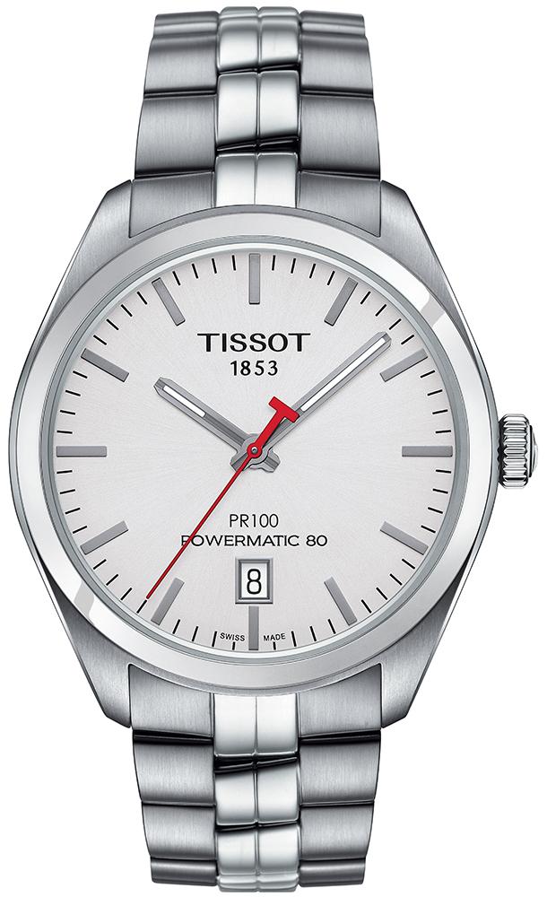 Tissot T101.407.11.011.00 - zegarek męski