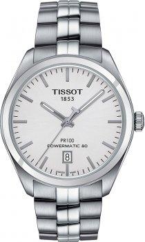 Tissot T101.407.11.031.00-POWYSTAWOWY - zegarek męski