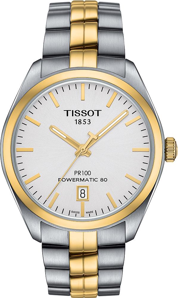 Tissot T101.407.22.031.00 - zegarek męski