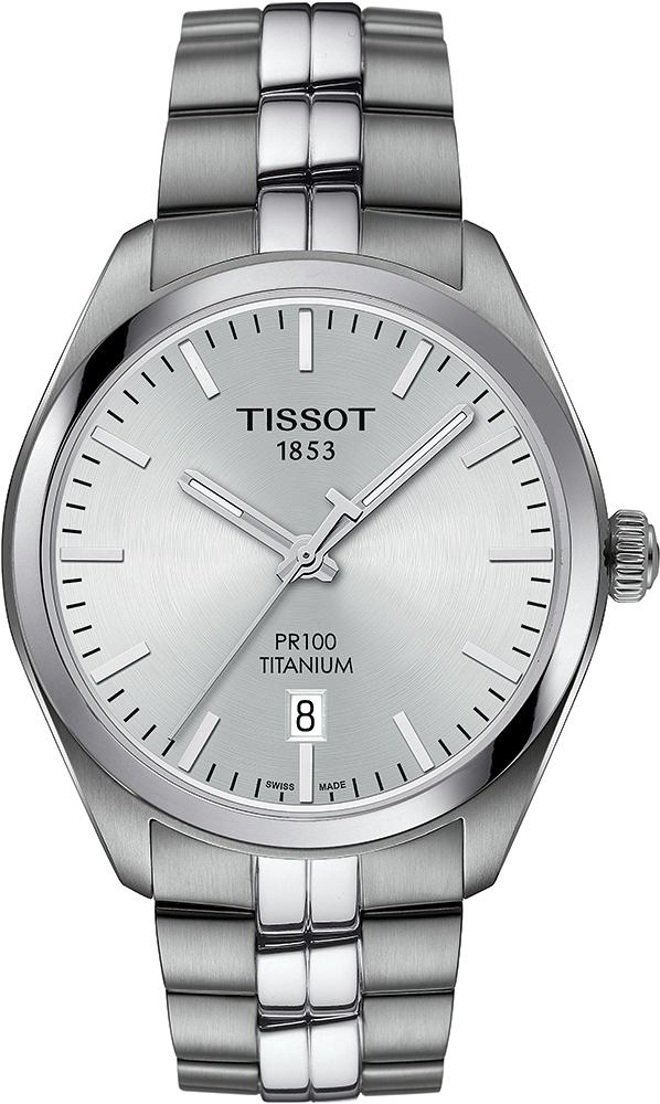 Tissot T101.410.44.031.00 - zegarek męski