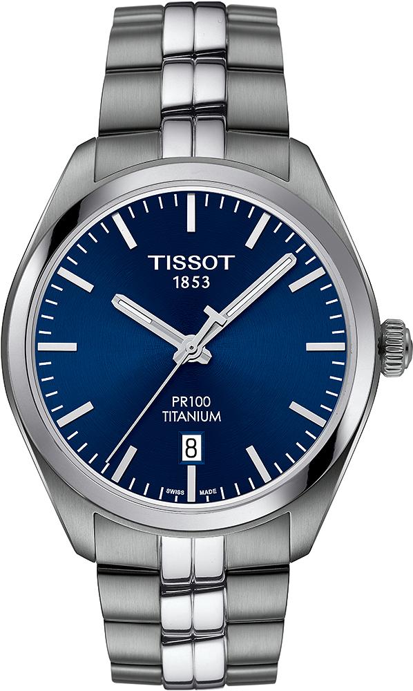 Tissot T101.410.44.041.00 - zegarek męski