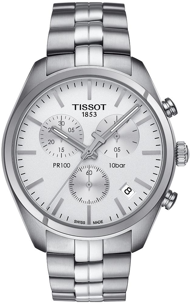 Tissot T101.417.11.031.00 - zegarek męski