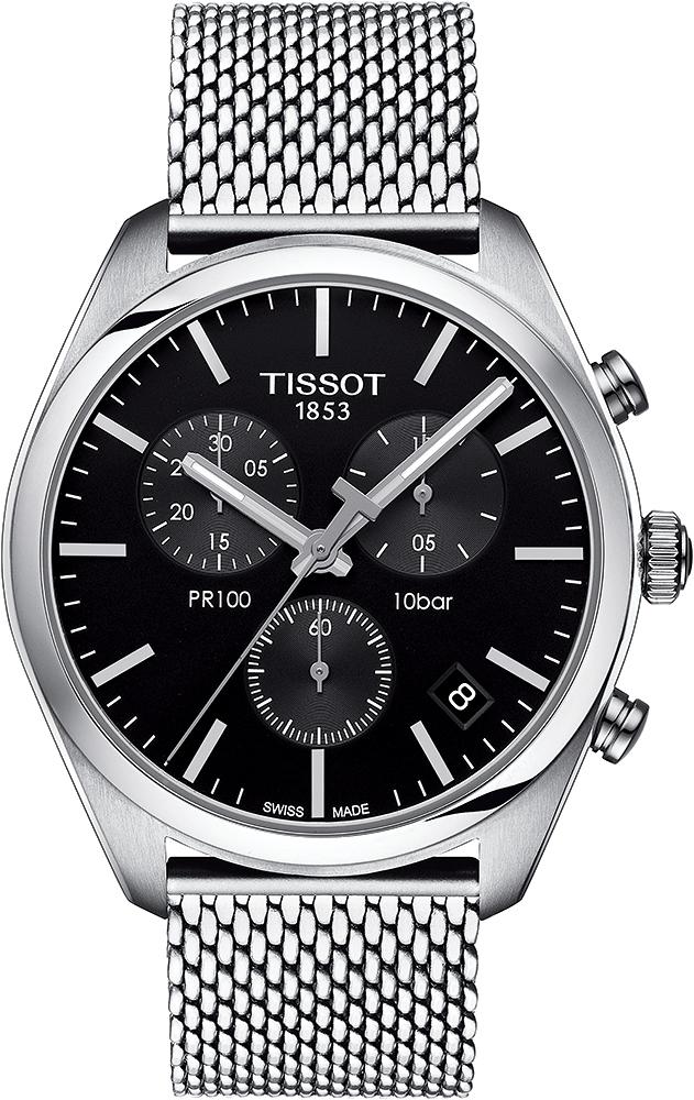 Tissot T101.417.11.051.01 - zegarek męski