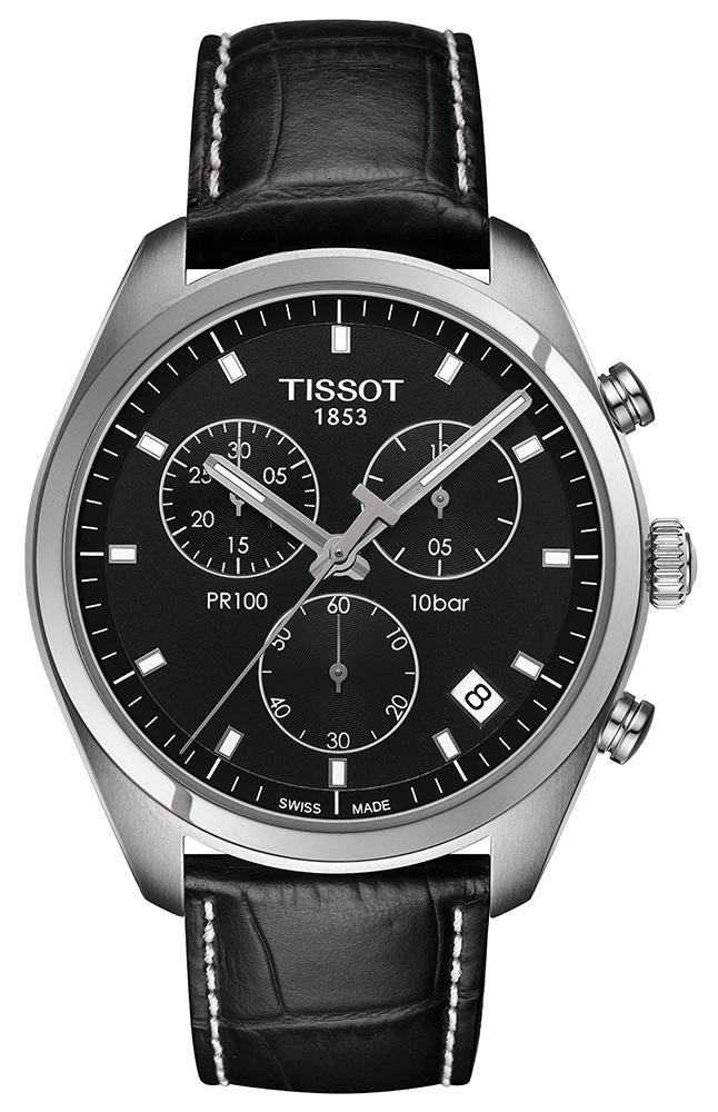 Tissot T101.417.16.051.00 - zegarek męski