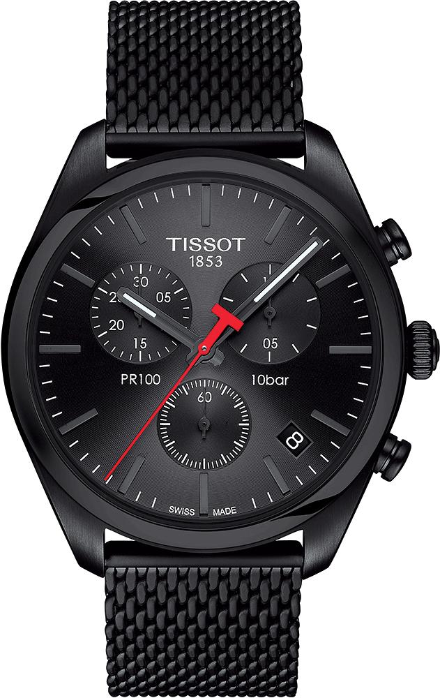 Tissot T101.417.33.051.00 - zegarek męski