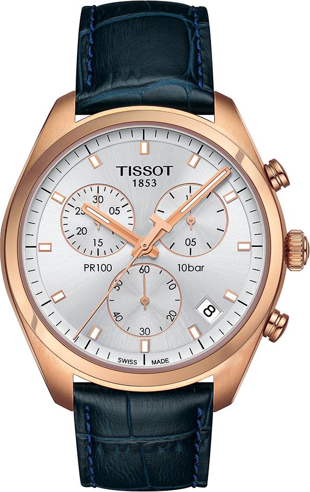 Tissot T101.417.36.031.00 - zegarek męski