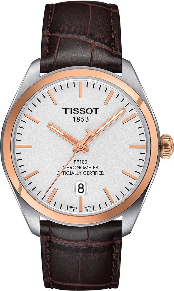 Tissot T101.451.26.031.00 - zegarek męski