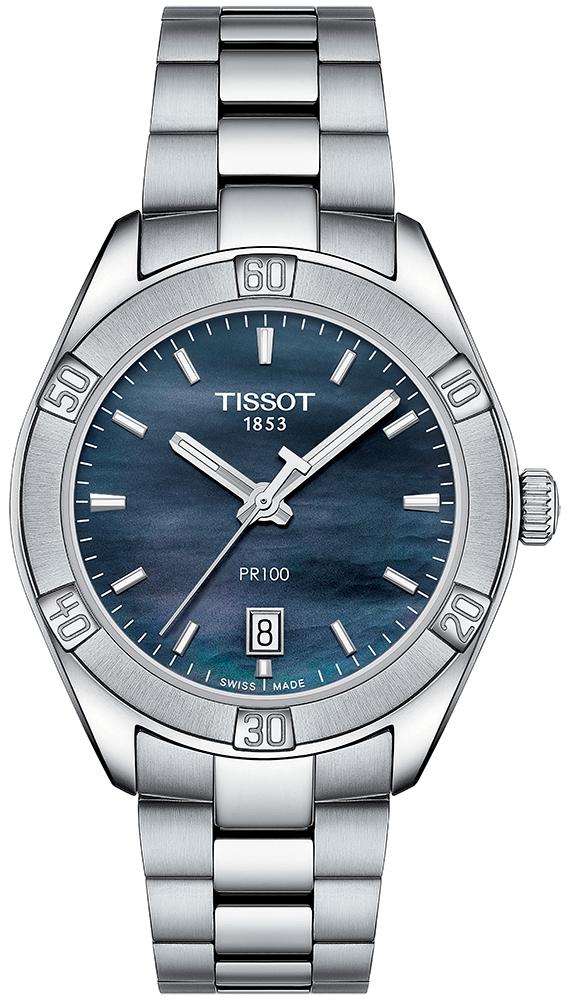 Tissot T101.910.11.121.00 - zegarek damski