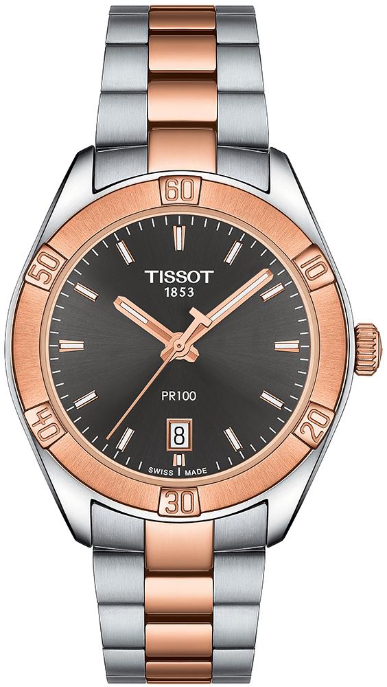 Tissot T101.910.22.061.00 - zegarek damski