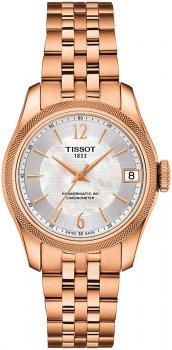 Zegarek zegarek męski Tissot T108.208.33.117.00
