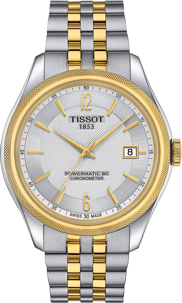 Tissot T108.408.22.037.00 - zegarek męski