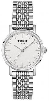 Zegarek zegarek męski Tissot T109.210.11.031.00