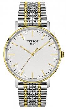 Zegarek zegarek męski Tissot T109.410.22.031.00