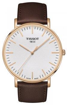 Zegarek zegarek męski Tissot T109.610.36.031.00