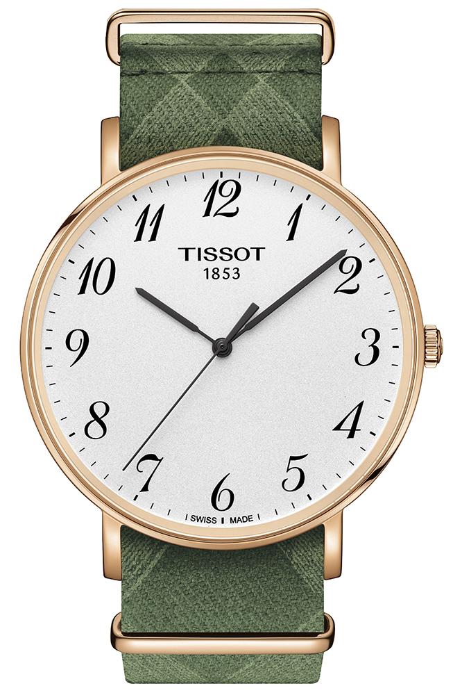 Tissot T109.610.38.032.00 - zegarek męski