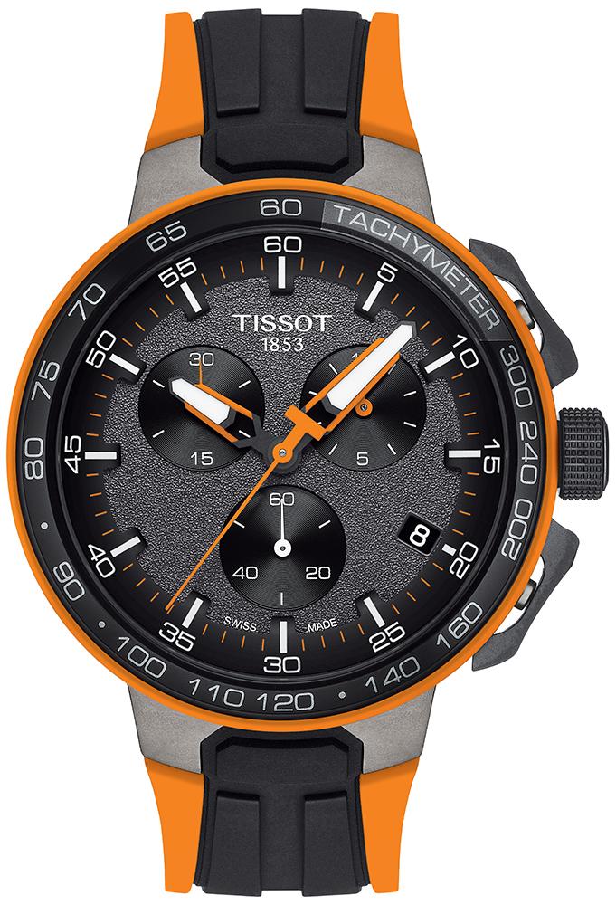 Tissot T111.417.37.441.04 - zegarek męski
