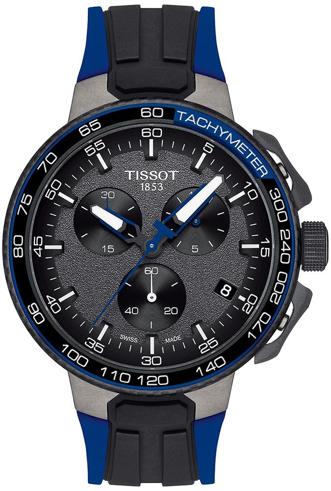 Tissot T111.417.37.441.06 - zegarek męski