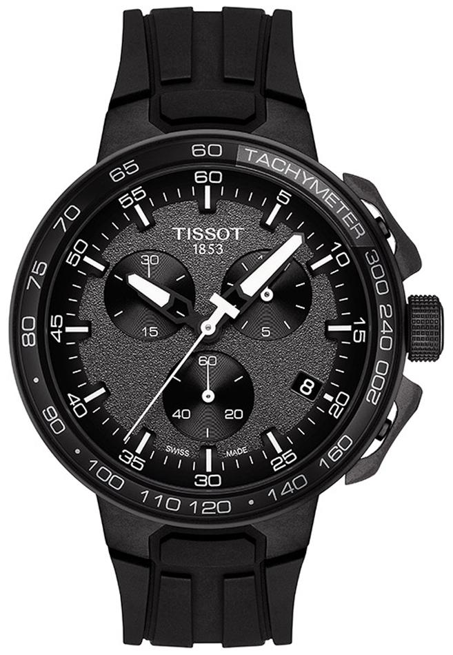 Tissot T111.417.37.441.09 - zegarek męski
