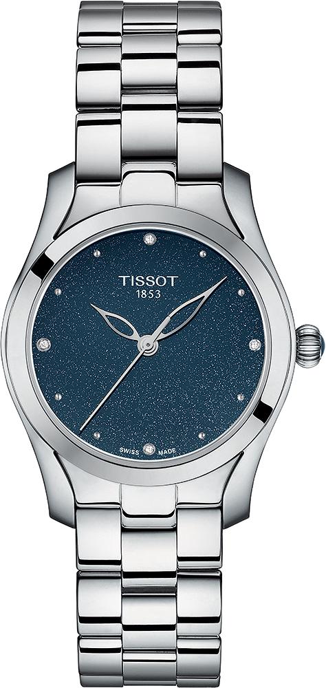 Tissot T112.210.11.046.00 - zegarek damski