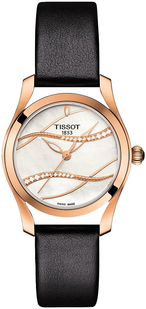 Tissot T112.210.36.111.00 - zegarek damski