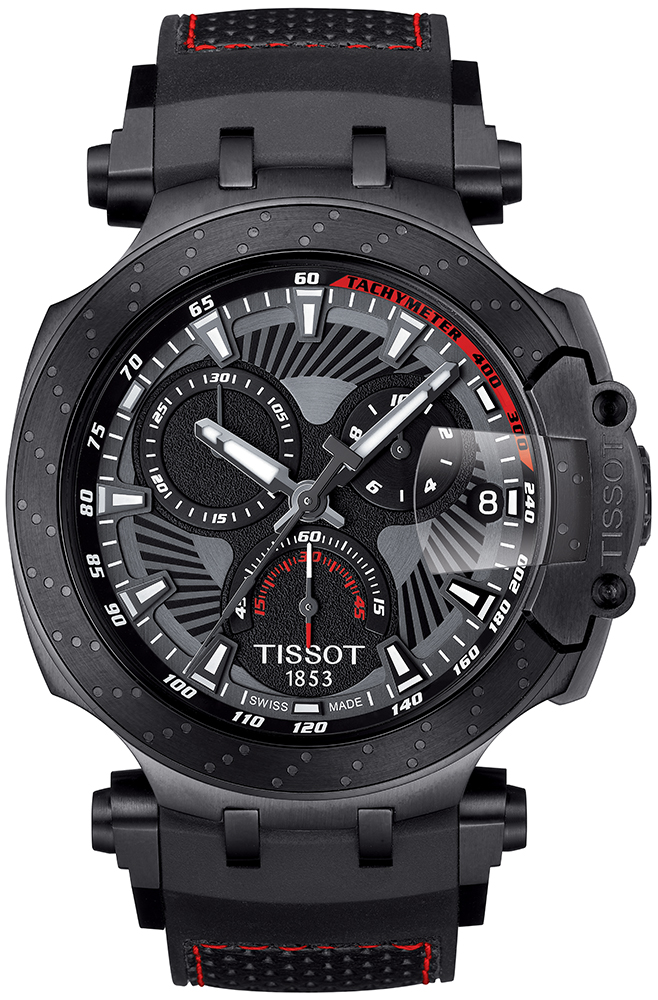 Tissot T115.417.37.061.04 - zegarek męski