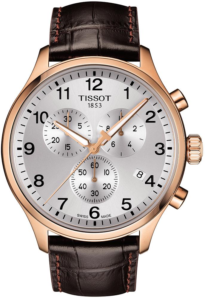 Tissot T116.617.36.037.00 - zegarek męski