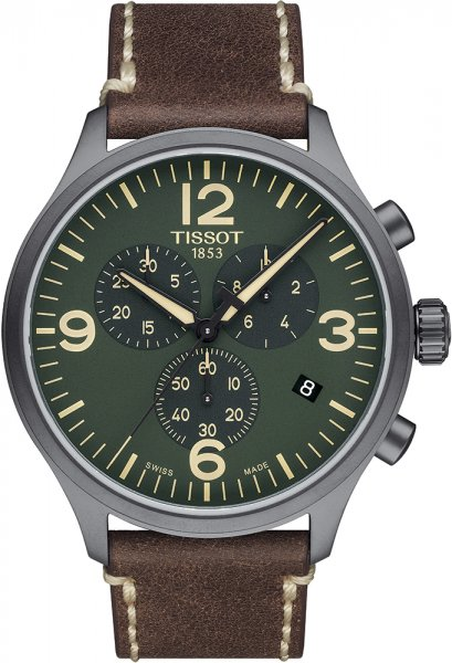 Tissot T116.617.36.097.00 - zegarek męski