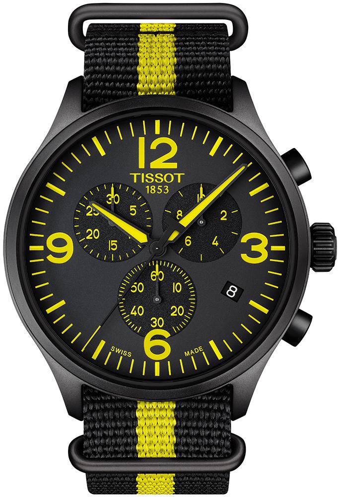 Tissot T116.617.37.057.00 - zegarek męski