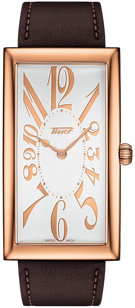 Tissot T117.509.36.032.00 - zegarek męski