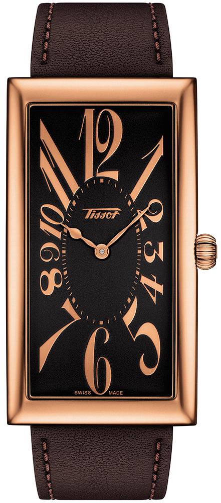 Tissot T117.509.36.052.00 - zegarek męski